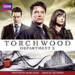 Torchwood: Department X | James Goss
