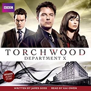 Torchwood: Department X Hörbuch