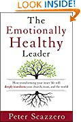 #6: The Emotionally Healthy Leader: How Transforming Your Inner Life Will Deeply Transform Your Church, Team, and the World