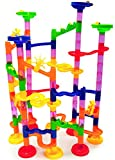 Image of 7TECH Marble Run Starter Set Translucent Building Blocks Toys for Kids