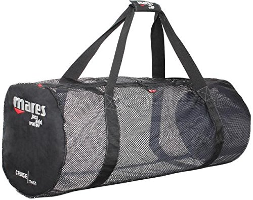 Mares Cruise 37 Inch Mesh Dive Gear Duffel Bag - Great for y