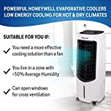 Honeywell Portable Evaporative Cooler with