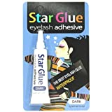 Star Eyelash Glue for Strip Lashes (Dark) 7g (1/4oz)