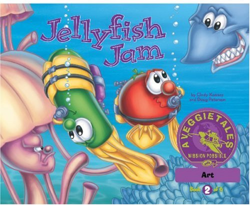 Jellyfish Jam - VeggieTales Mission Possible Adventure Series #2: Personalized for Art PDF
