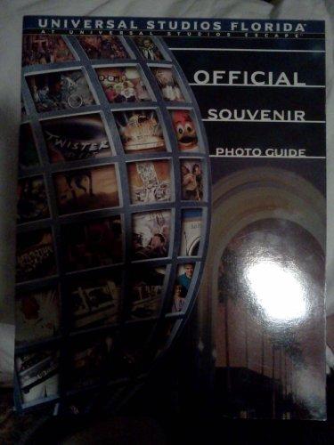 Universal Studios Florida Official Souvenir Photo Guide