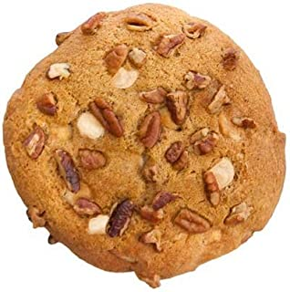 product image for Davids Cookies Pumpkin White Chocolate Pecan Decadent Cookie Dough, 4.5 Ounce -- 80 per case.