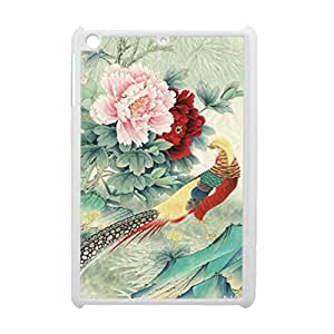 Generic Gel Clear Phone Case Print With Asian Chinese Ink Painting For Apple Ipad Mini2 Choose Design 14