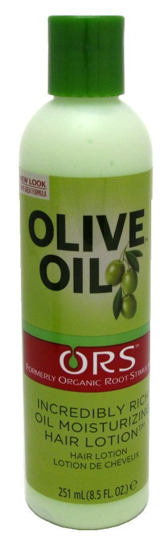 Ors Olive Oil Moisturizing Hair Lotion 8.5 Ounce (251ml) Organic Root (ORS) 11079