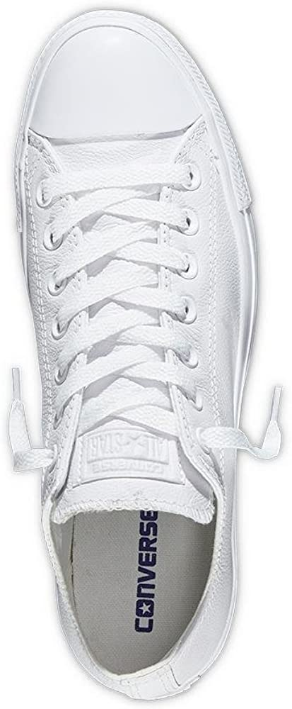 Converse Chuck Taylor All Star Ox 565369, Sneakers Basses Femme Blanc