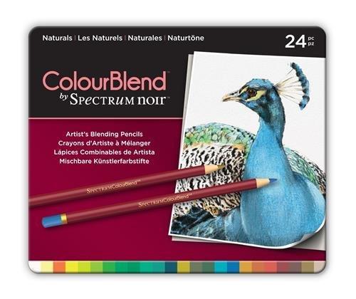 Lapices Spectrum Noir (24 colores) set Naturals