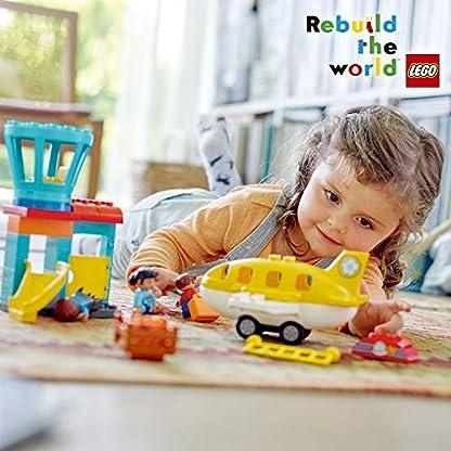 LEGO Duplo 10871 - Flughafen, Ideales Spielzeug für Kinder im Alter von 2 bis 5 Jahren 5