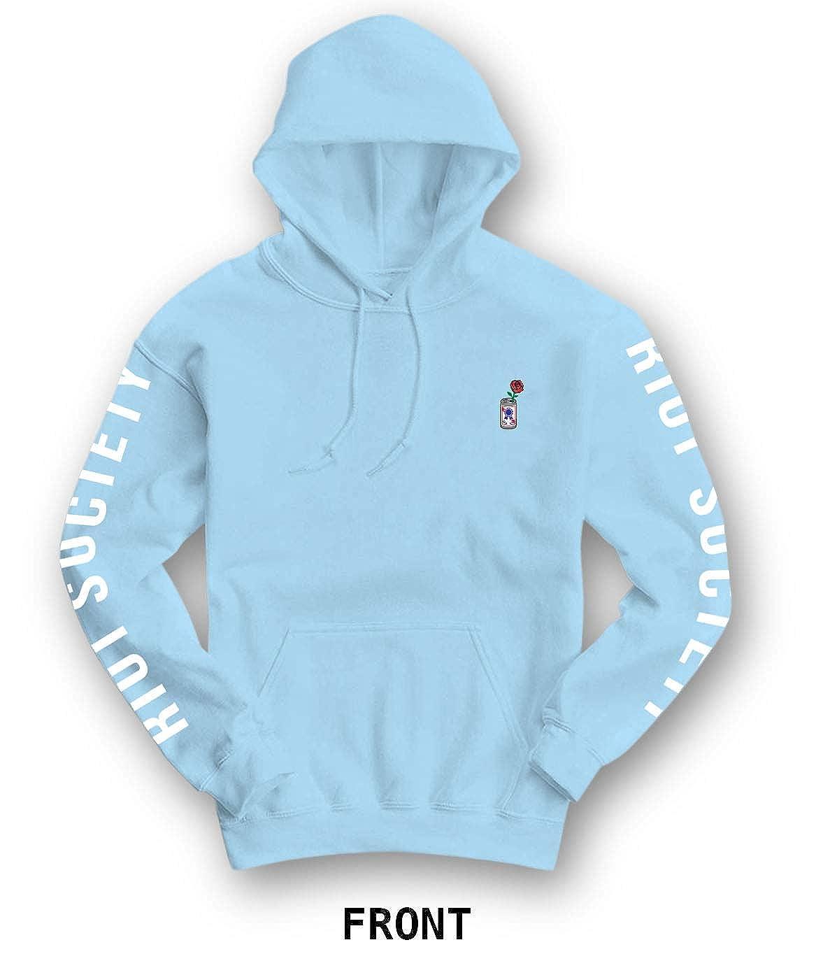 64bb5f88b157 Amazon.com  Riot Society Men s Graphic Hoodie Hooded Sweatshirt  Clothing