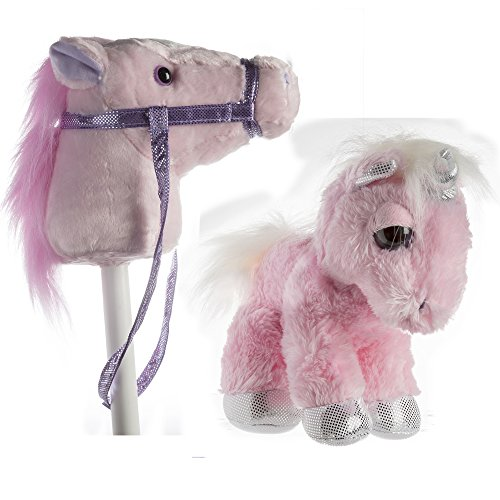 Aurora World Giddy-Up Fantasy Stick Horse and Dreamy Eyes...