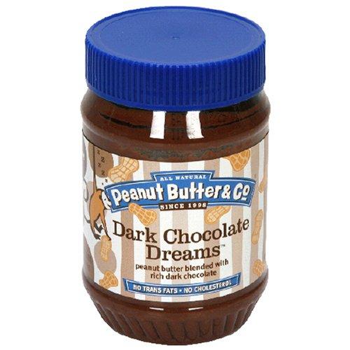 Peanut Butter & Co. Dark Chocolate Dreams, 16-Ounce Jar (Pack of 4)