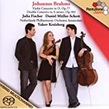 Johannes Brahms: Violin and Double Concerto