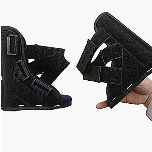 Kids AFO Drop Foot Splint Baby Ankle Foot Brace Night Splint Toddler Strephenopodia Strephexopodia Splint (12cm)