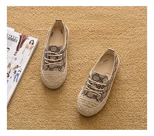Piso Cabeza Pure De Zapatos Redonda C Guisante Superficial Soft WULIFANG Gamuza 08Xa548n