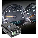 obd ii mpg monitor - Auto Meter DL1040U DashControl Grey OBDII Display Controller