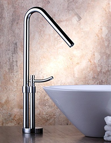 Raised Vessel Faucet - AWXJX European Style Copper Washing The Face Hot And Cold A Raised Toilet Sink Vessel Faucetmixer Taps