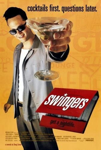 Swingers Movie Quote Poster 24x36