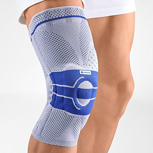 fa1ee39c4b Bauerfeind - GenuTrain A3 - Knee Support - Breathable Knit Knee Brace Helps  Relieve Chronic Knee