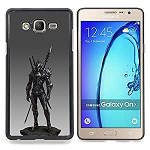 Stuss Case / Funda Carcasa protectora - Lanza combate Pc Juego Armor - Samsung Galaxy On7 O7