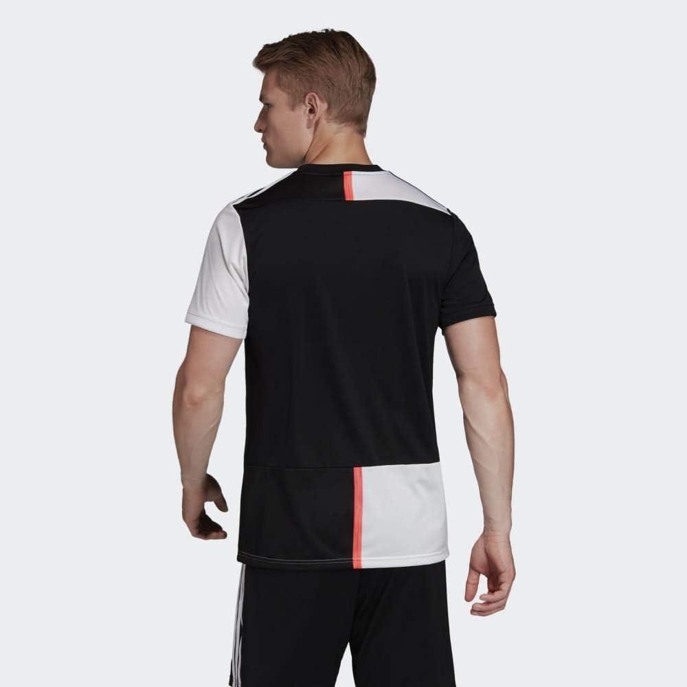 adidas Juventus Home Jsy - Camiseta de Manga Corta Hombre: Amazon ...