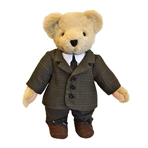 North American Bear Downton Abbey Collectible: Robert Crawley Earl of Grantham Doll]()