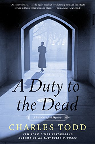 A Duty to the Dead (Bess Crawford Mysteries Book 1) cover