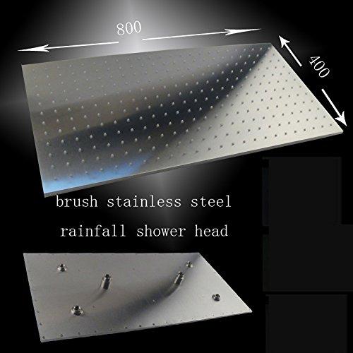 31 inch rain shower head - 3