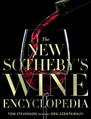 Book Cover: The New Sotheby's Wine Encyclopedia