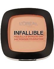 L'Oréal Paris Infallible Compact Powder Foundation 160 Sand Beige