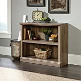 Sauder 420179 2-Shelf Bookcase 2, Salt Oak