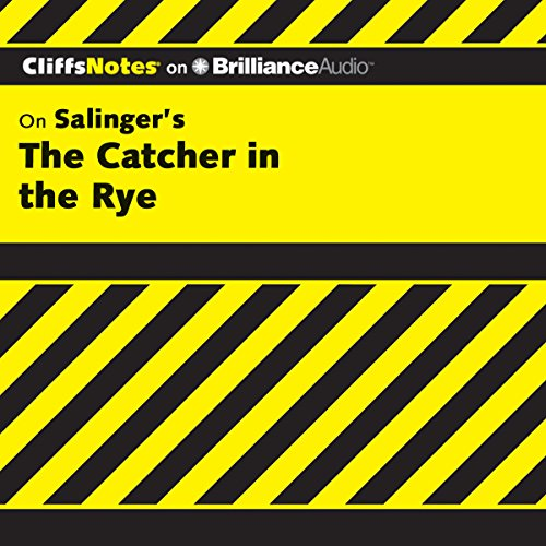 The Catcher in the Rye: CliffsNotes Audiobook [Free Download by Trial] thumbnail