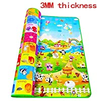 Hoxekle Playmat Baby Play Mat Toys For Children