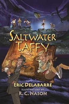 Saltwater Taffy by [DelaBarre, Eric]