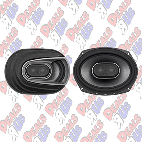 Polk Audio MM1 Series 6x9 Inch 450W Coaxial Marine Boat ATV Car Audio Speakers by Polk Audio (Image #9)