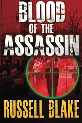 book cover of Blood of the Assassin