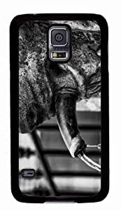 Customized Samsung Galaxy S5 Black Edge PC Phone Cases - Personalized Spellbound Cover
