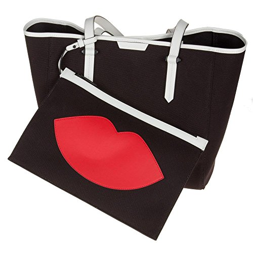 Handbag Noir Kylie Shelly Kendall Femme twFqtA