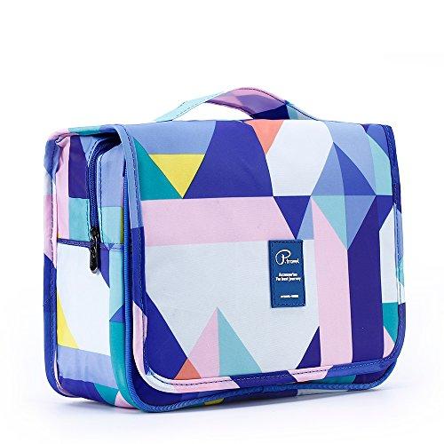 487e0da33e6f Women Cosmetic Bag Travel Toiletry Organizer Portable Makeup Pouch Hanging  Waterproof Travel Case