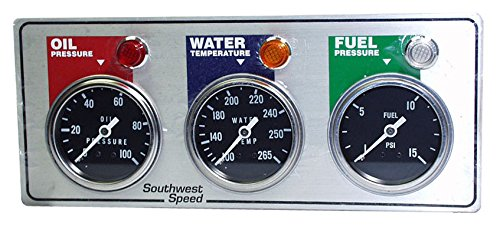 fuel pressure gauge sending unit - 4