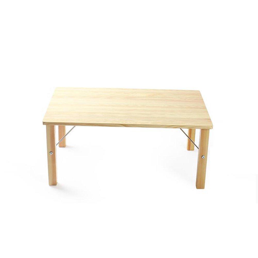 FEIFEI コンピュータテーブルソリッドウッドカジュアルダイニングテーブル B07F9ZNH52