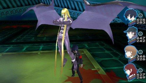 Shin Megami Tensei: Persona 3 Portable - Sony PSP by Atlus (Image #9)