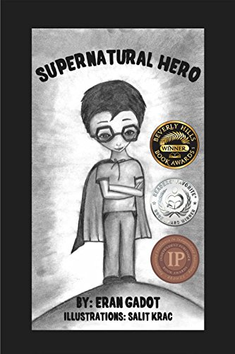 Supernatural Hero by Eran Gadot ebook deal