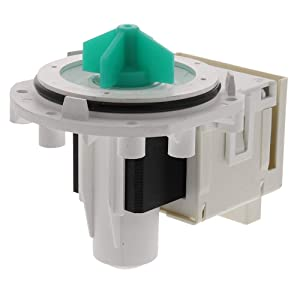 A00126401 ERP REPLACEMENT FOR KENMORE & FRIGIDAIRE DISHWASHER - DRAIN PUMP ASSY - 154736201