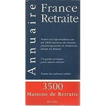 Annuaire France retraite