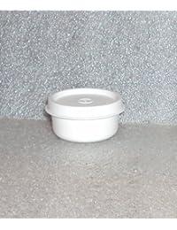 Acquisition 1 Tupperware Smidget Tiny Treasure Mini Bowl White w/ White Seal discount
