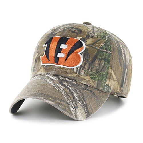 1cb04df274a Cincinnati Bengals Camouflage Caps