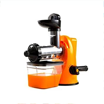 XG-Household Máquina de Jugo de máquina de Jugo de exprimidor Manual máquina de Jugo de Fruta exprimidor máquina de Zumo de Fruta: Amazon.es